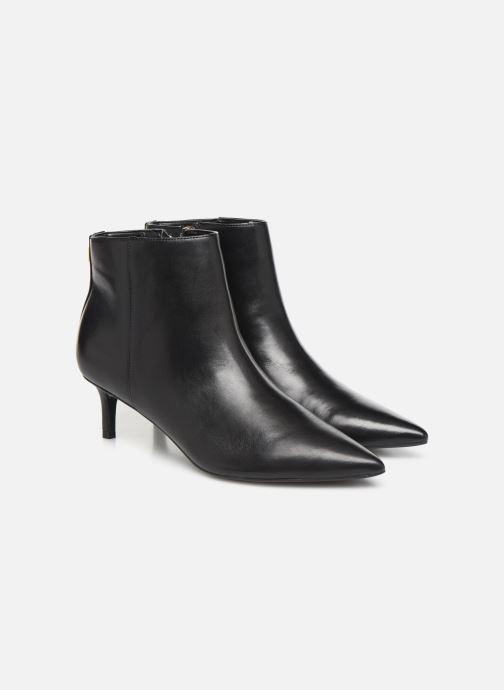 Bottines et boots Lauren Ralph Lauren Saybrook Boots Noir vue 3/4