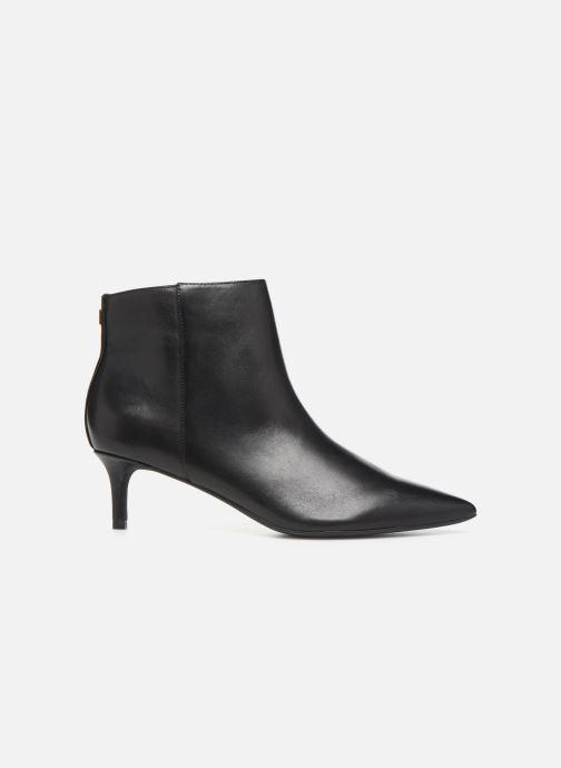 Boots en enkellaarsjes Lauren Ralph Lauren Saybrook Boots Zwart achterkant