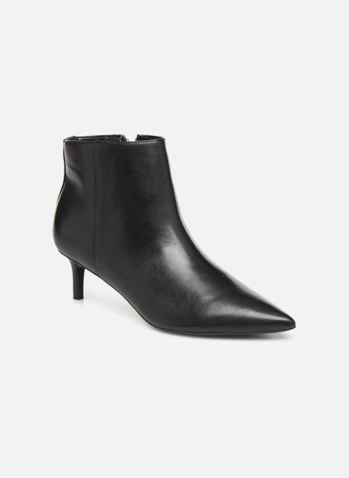 Boots en enkellaarsjes Lauren Ralph Lauren Saybrook Boots Zwart detail