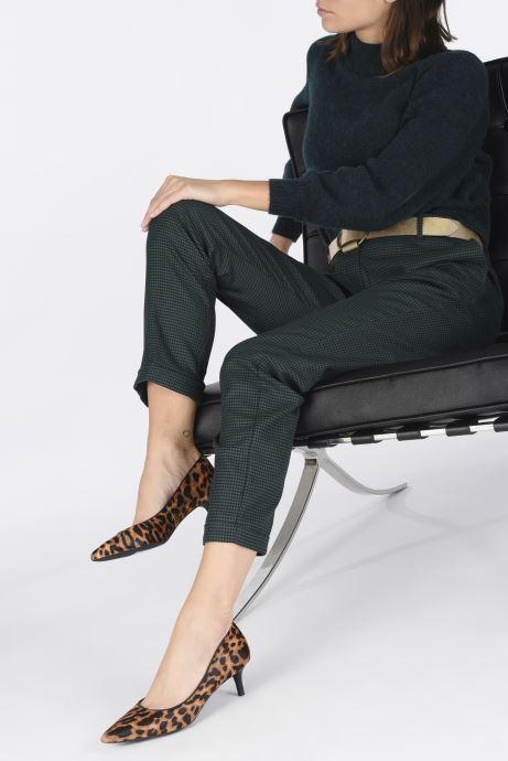 Zapatos de tacón Lauren Ralph Lauren Adrienne III Pumps Marrón vista de abajo