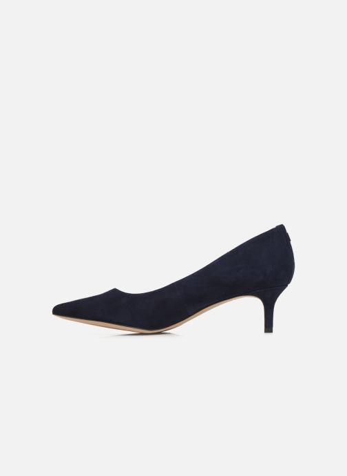 Zapatos de tacón Lauren Ralph Lauren Adrienne III Pumps Azul vista de frente