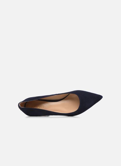 Zapatos de tacón Lauren Ralph Lauren Adrienne III Pumps Azul vista lateral izquierda