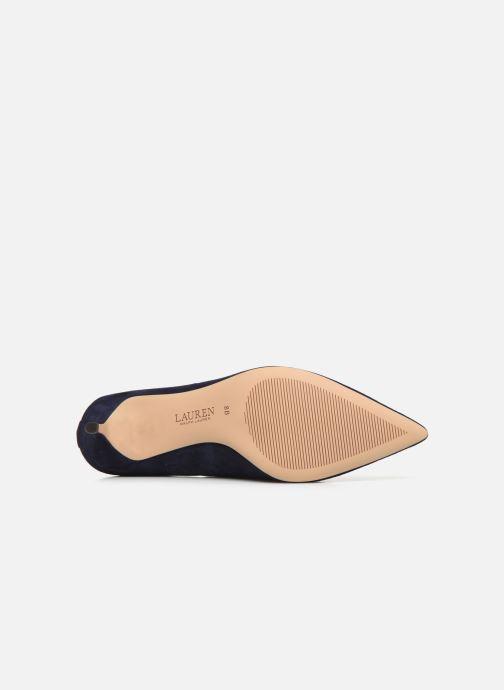 Zapatos de tacón Lauren Ralph Lauren Adrienne III Pumps Azul vista de arriba