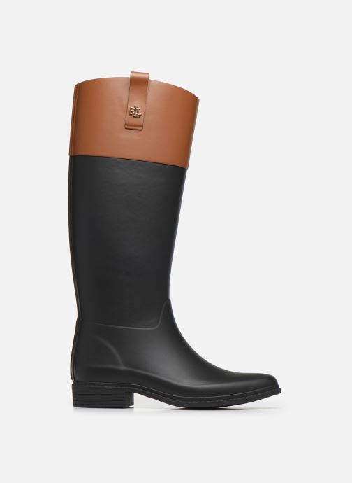 Bottes Lauren Ralph Lauren Barnes Boots Noir vue derrière