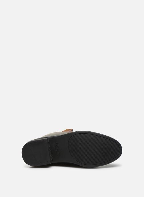 Bottes Lauren Ralph Lauren Barnes Boots Noir vue haut