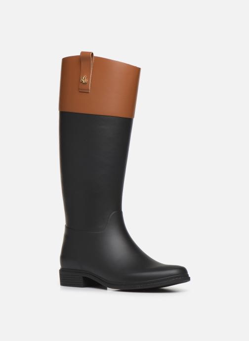 Laarzen Lauren Ralph Lauren Barnes Boots Zwart detail