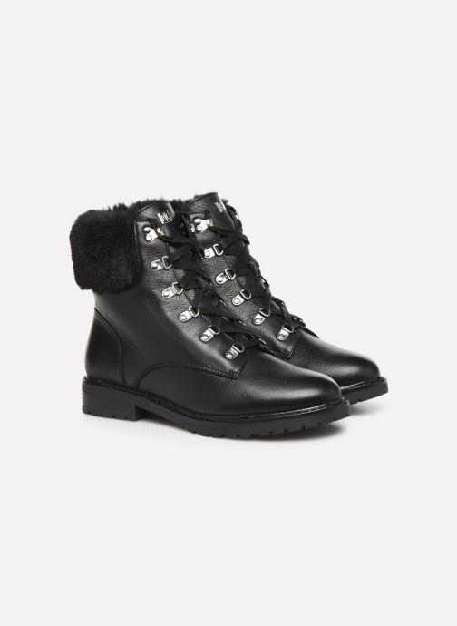 Botines  Lauren Ralph Lauren Lanescot Boots Negro vista 3/4