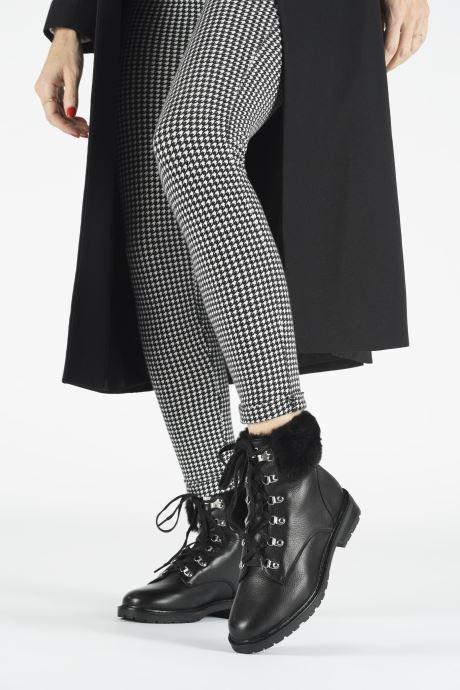 Botines  Lauren Ralph Lauren Lanescot Boots Negro vista de abajo