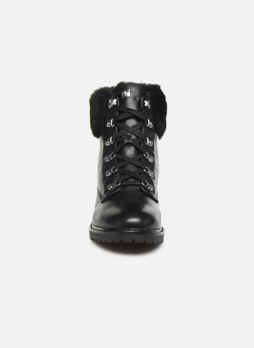 Botines  Lauren Ralph Lauren Lanescot Boots Negro vista del modelo
