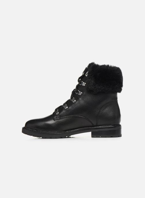 Botines  Lauren Ralph Lauren Lanescot Boots Negro vista de frente