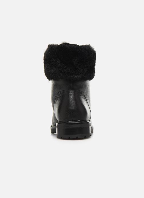 Botines  Lauren Ralph Lauren Lanescot Boots Negro vista lateral derecha