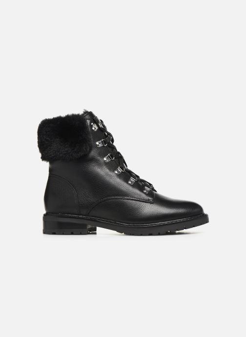Botines  Lauren Ralph Lauren Lanescot Boots Negro vistra trasera