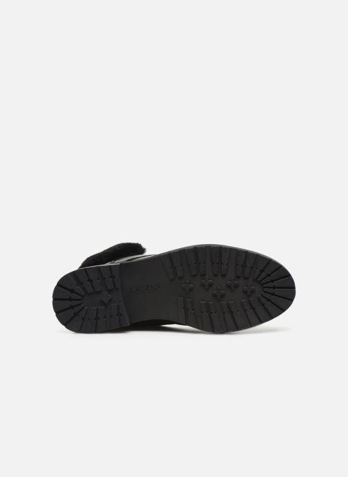 Botines  Lauren Ralph Lauren Lanescot Boots Negro vista de arriba