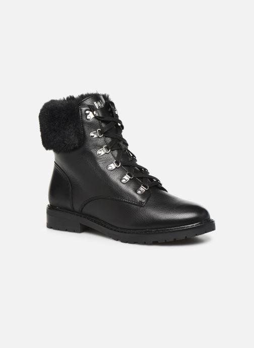 Botines  Lauren Ralph Lauren Lanescot Boots Negro vista de detalle / par