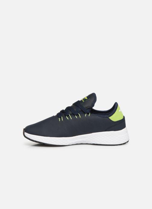 Sneakers Kangaroos Kadee Race Blauw voorkant
