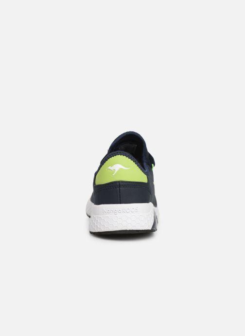 Sneakers Kangaroos Kadee Race Blauw rechts