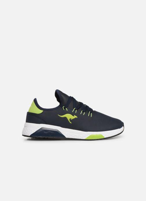 Sneakers Kangaroos Kadee Race Blauw achterkant