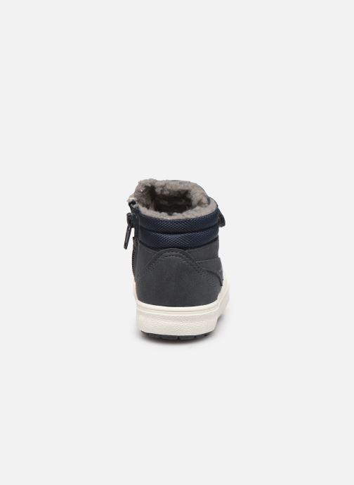 Sneaker Kangaroos KaVu III grau ansicht von rechts
