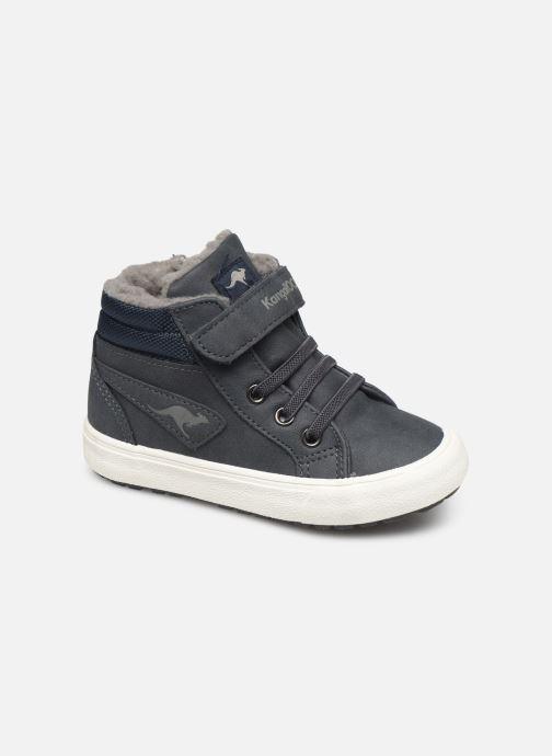 Sneakers Kangaroos KaVu III Grijs detail