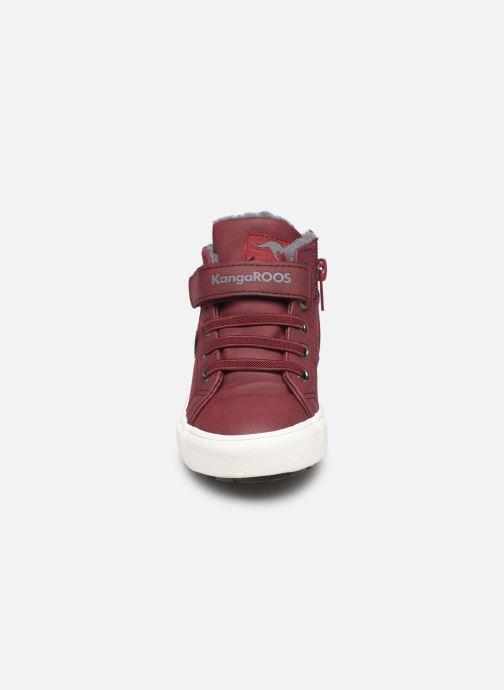 Sneakers Kangaroos KaVu III Bordeaux model