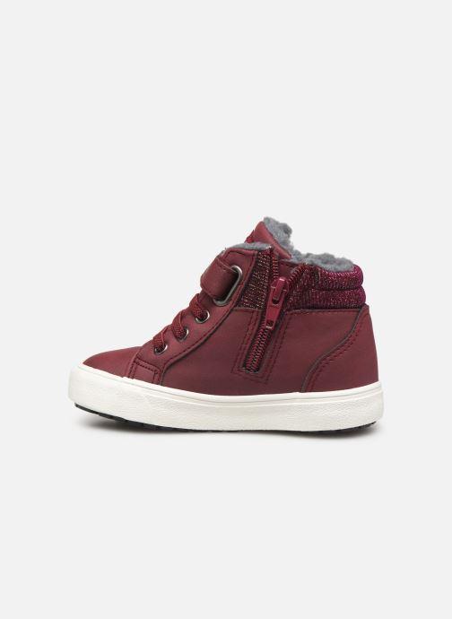 Sneakers Kangaroos KaVu III Bordeaux voorkant