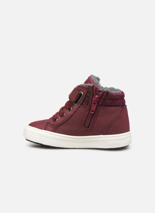 Baskets Kangaroos KaVu III Bordeaux vue face