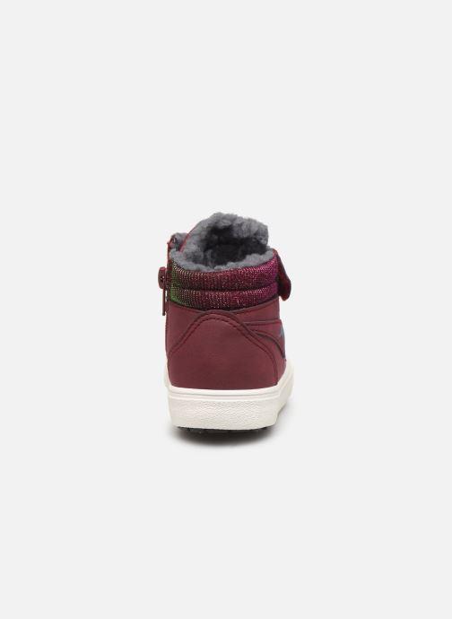 Sneakers Kangaroos KaVu III Bordeaux rechts