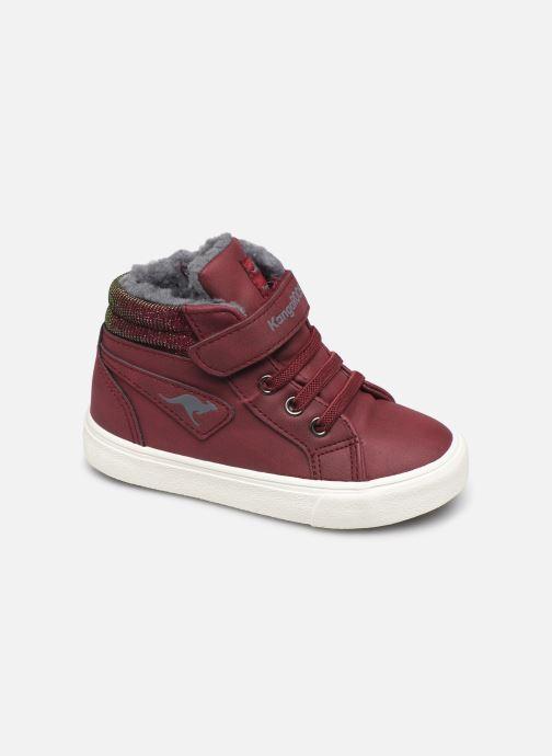 Sneakers Kangaroos KaVu III Bordeaux detail