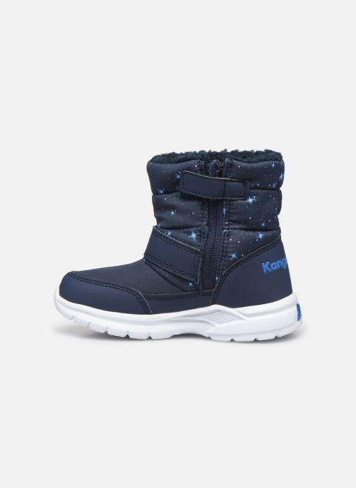 Laarzen Kangaroos Icerush SL Blauw voorkant