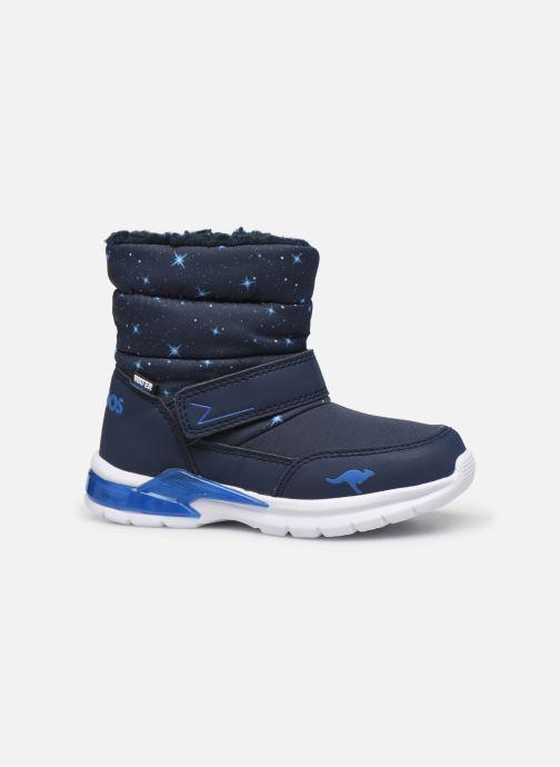 Laarzen Kangaroos Icerush SL Blauw achterkant
