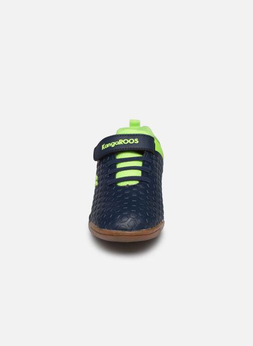 Sneakers Kangaroos Speed Court EV Blå se skoene på