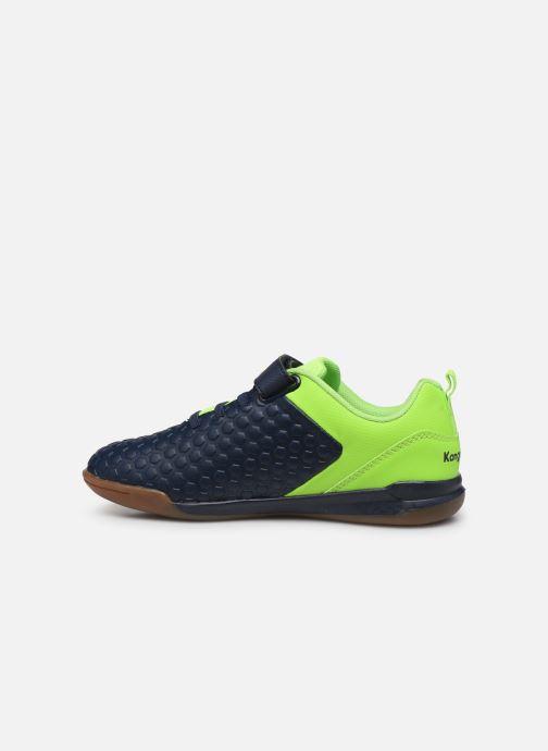 Sneakers Kangaroos Speed Court EV Blå se forfra