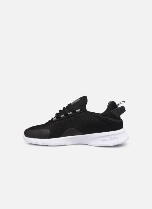 Sneakers Kangaroos KF Flex Zwart voorkant