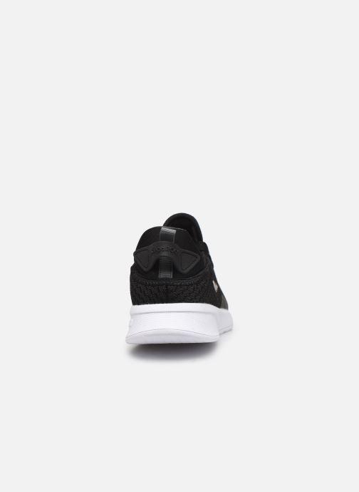 Sneakers Kangaroos KF Flex Zwart rechts