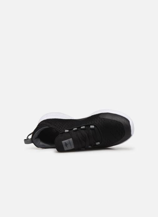 Sneakers Kangaroos KF Flex Zwart links