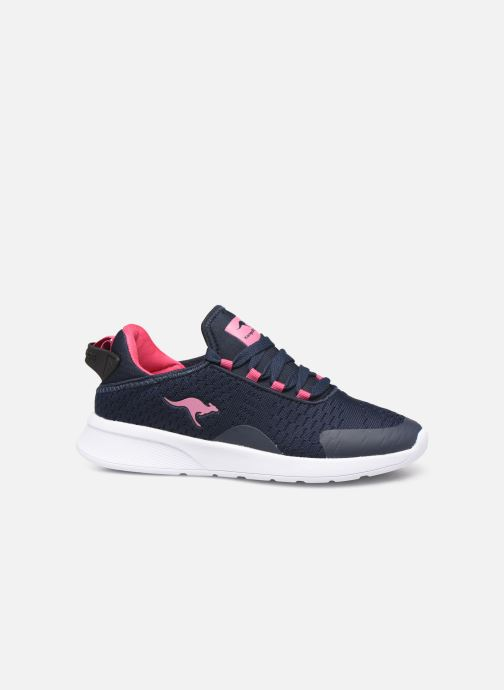 Sneakers Kangaroos KF Flex Blå se bagfra