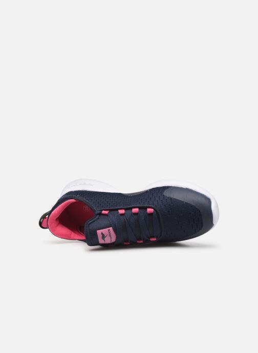 Sneakers Kangaroos KF Flex Blauw links