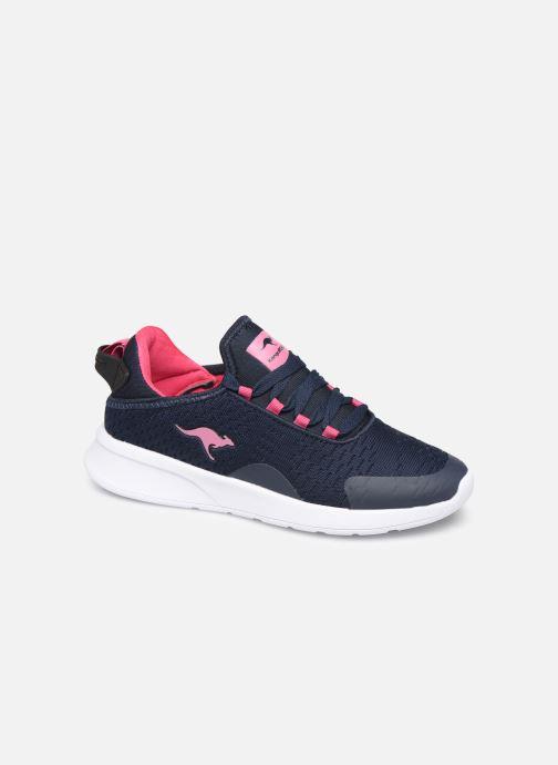 Sneakers Kangaroos KF Flex Blå detaljeret billede af skoene