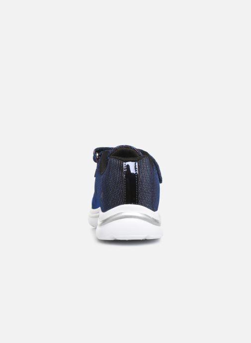 Sneaker Kangaroos Kangashine EV II blau ansicht von rechts