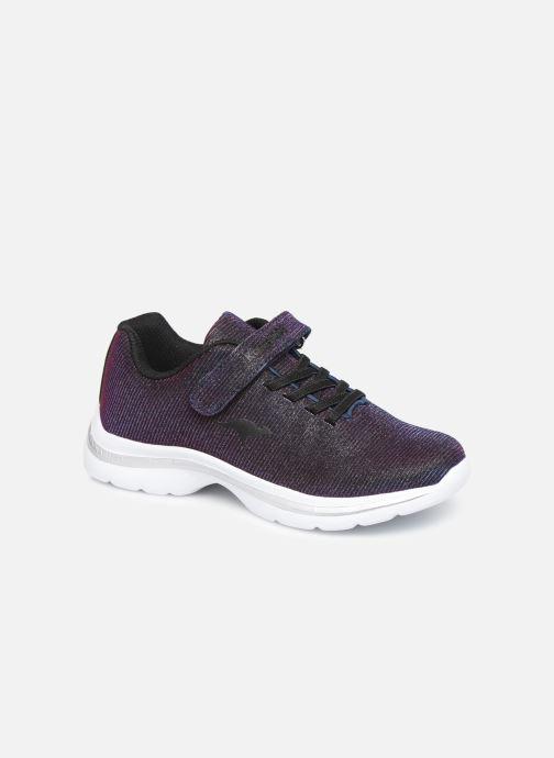 Sneakers Kangaroos Kangashine EV II Blå detaljeret billede af skoene