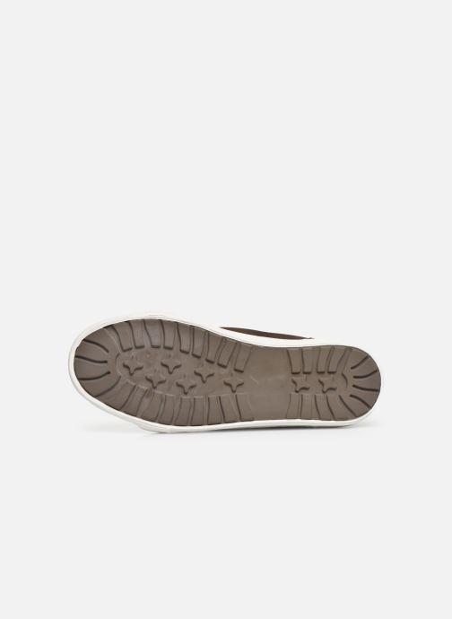 Sneaker Kangaroos KaVu I braun ansicht von oben
