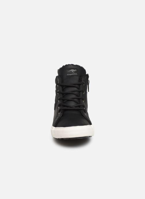 Sneaker Kangaroos KaVu I braun schuhe getragen