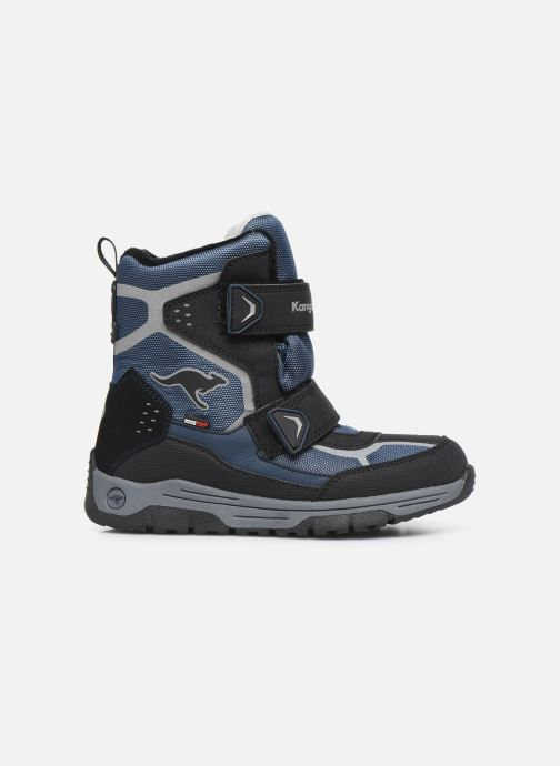 Chaussures de sport Kangaroos K-Trooper V RTX Bleu vue derrière
