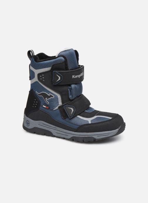 Chaussures de sport Kangaroos K-Trooper V RTX Bleu vue détail/paire