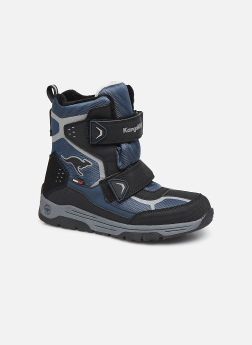 Sport shoes Kangaroos K-Trooper V RTX Blue detailed view/ Pair view