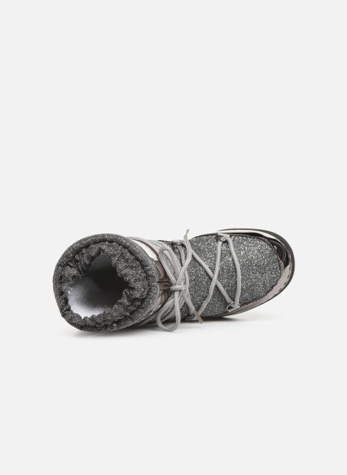 Sport shoes Kangaroos K-Moon Grey view from the left