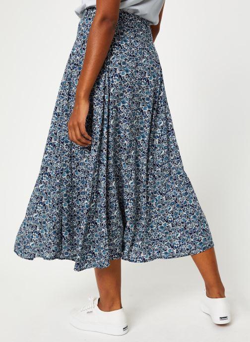 Vêtements Louche ARLO IRIS Bleu vue portées chaussures