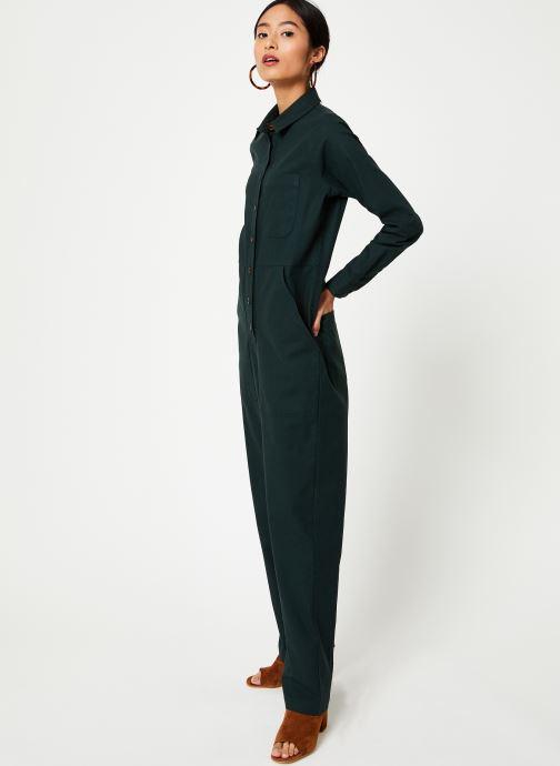 Vêtements Louche LENNY Vert vue bas / vue portée sac