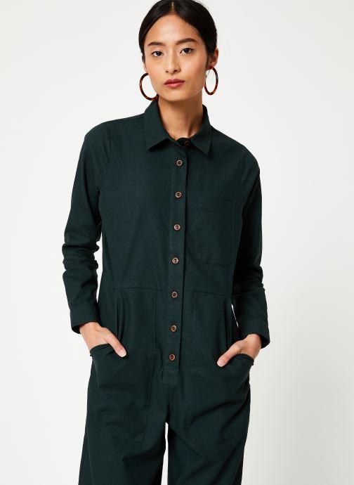 Vêtements Louche LENNY Vert vue détail/paire