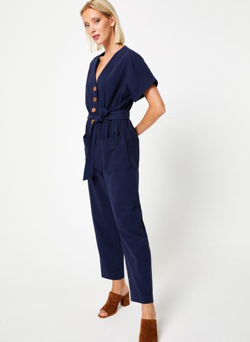 Vêtements Louche PERCY Bleu vue bas / vue portée sac